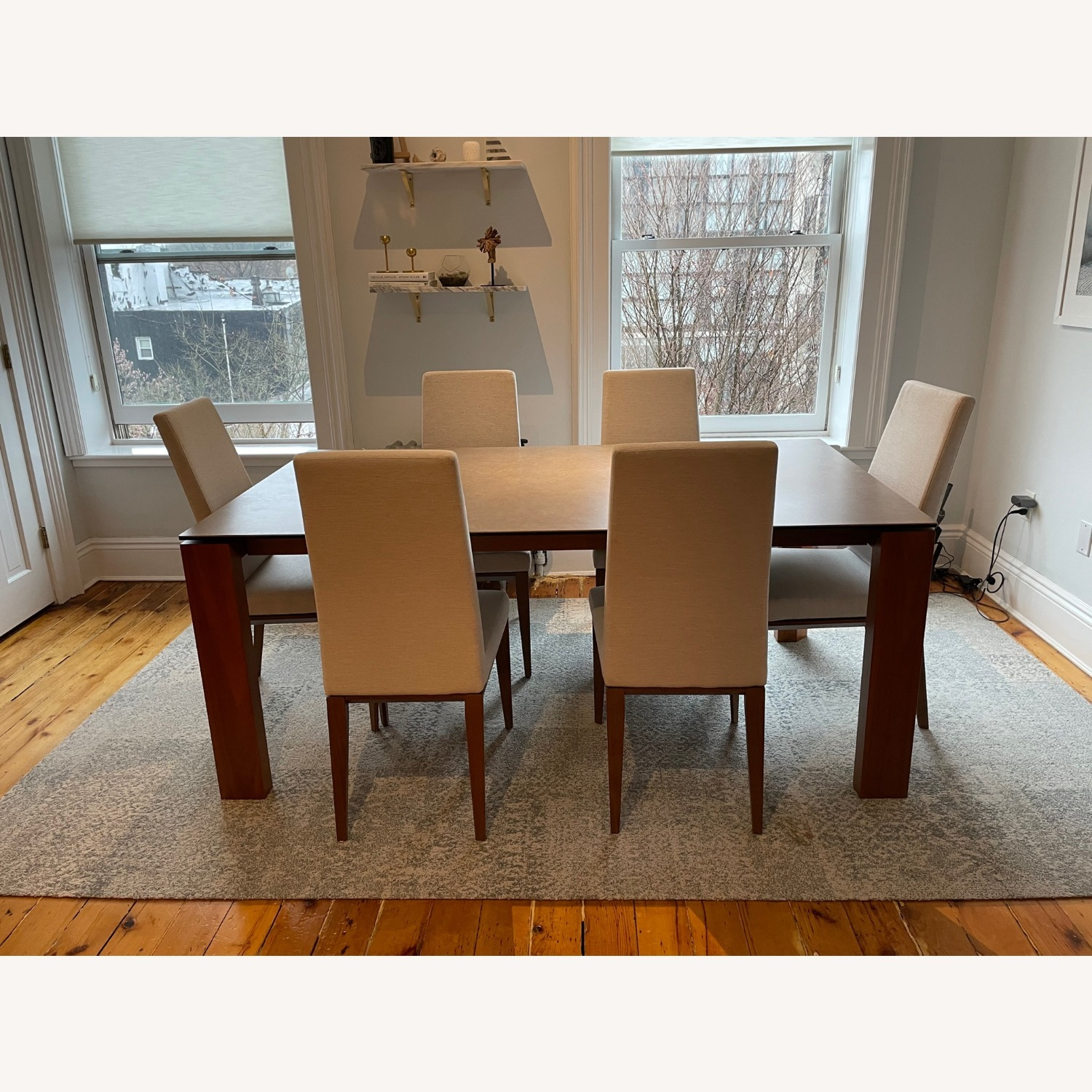 Calligaris Omnia Dining Room Table with Extension - image-1
