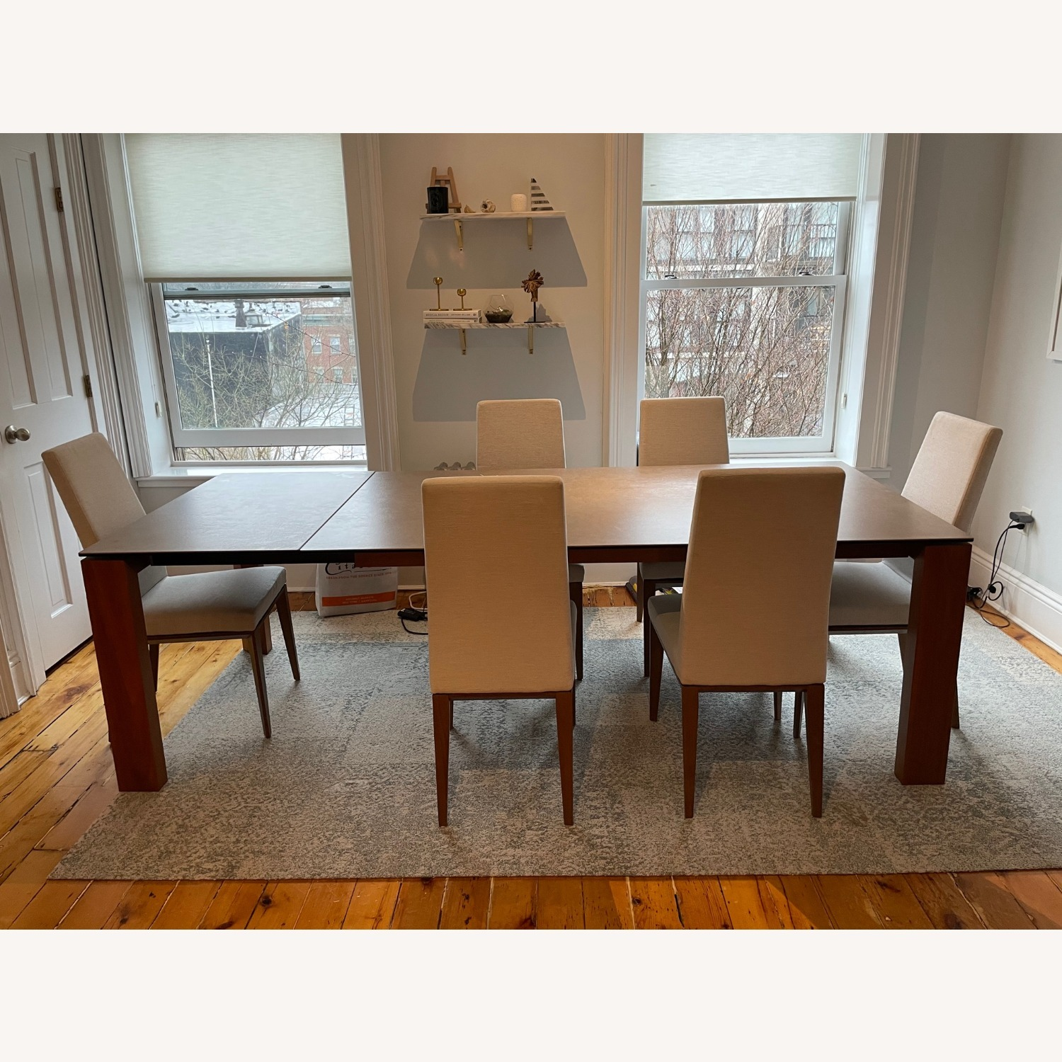 Calligaris Omnia Dining Room Table with Extension - image-2