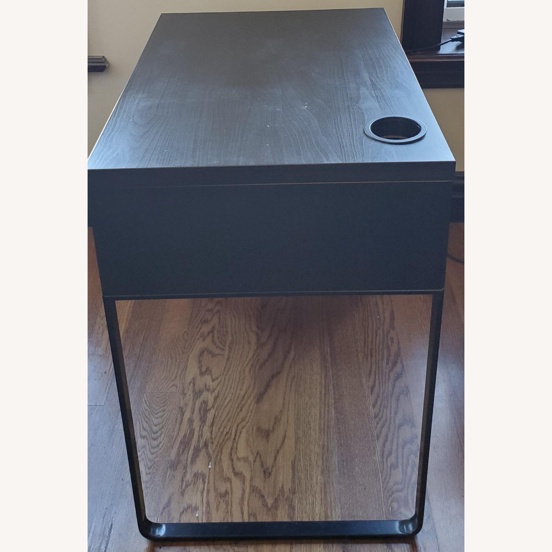 IKEA Dark Brown Desk - image-3