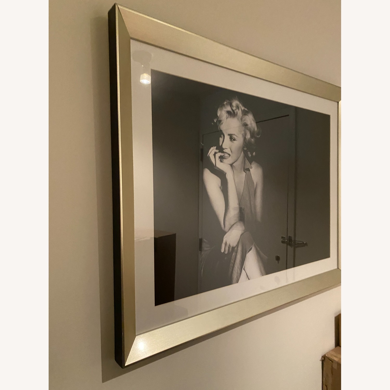 Framed Marilyn Monroe Picture - image-2