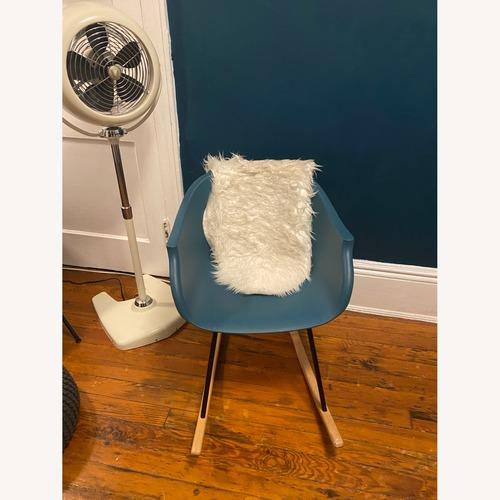 Used Beliani Mid Century Modern Rocking Chair for sale on AptDeco