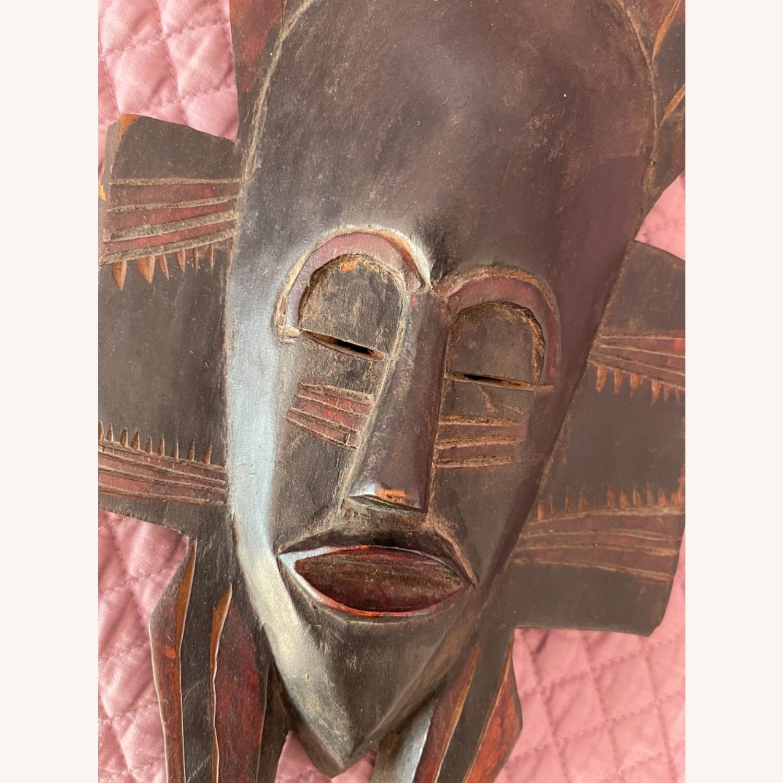 African Senufo Mask - image-1