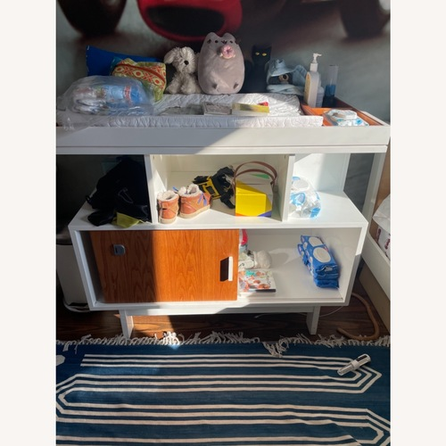 Used David Netto Changing Table for sale on AptDeco