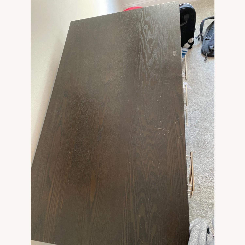 West Elm Narrow Leg 4 Drawer Dresser - image-5