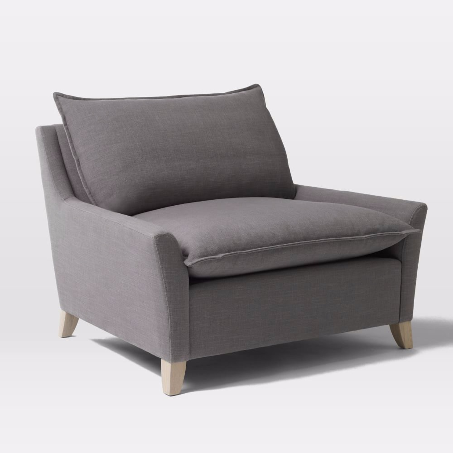 West Elm Bliss Chair and a Half - image-3