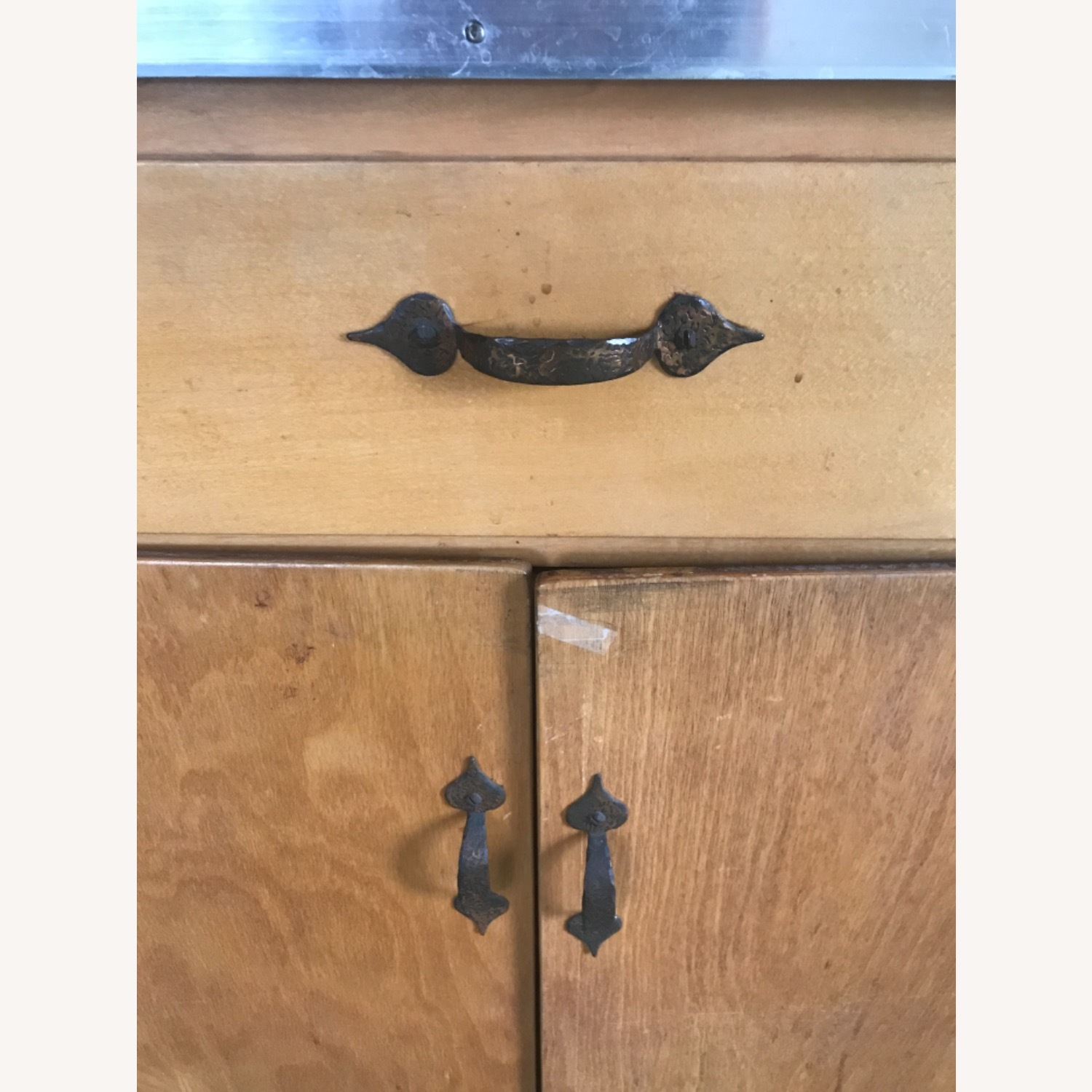 Hand made Maple Cabinets - image-6