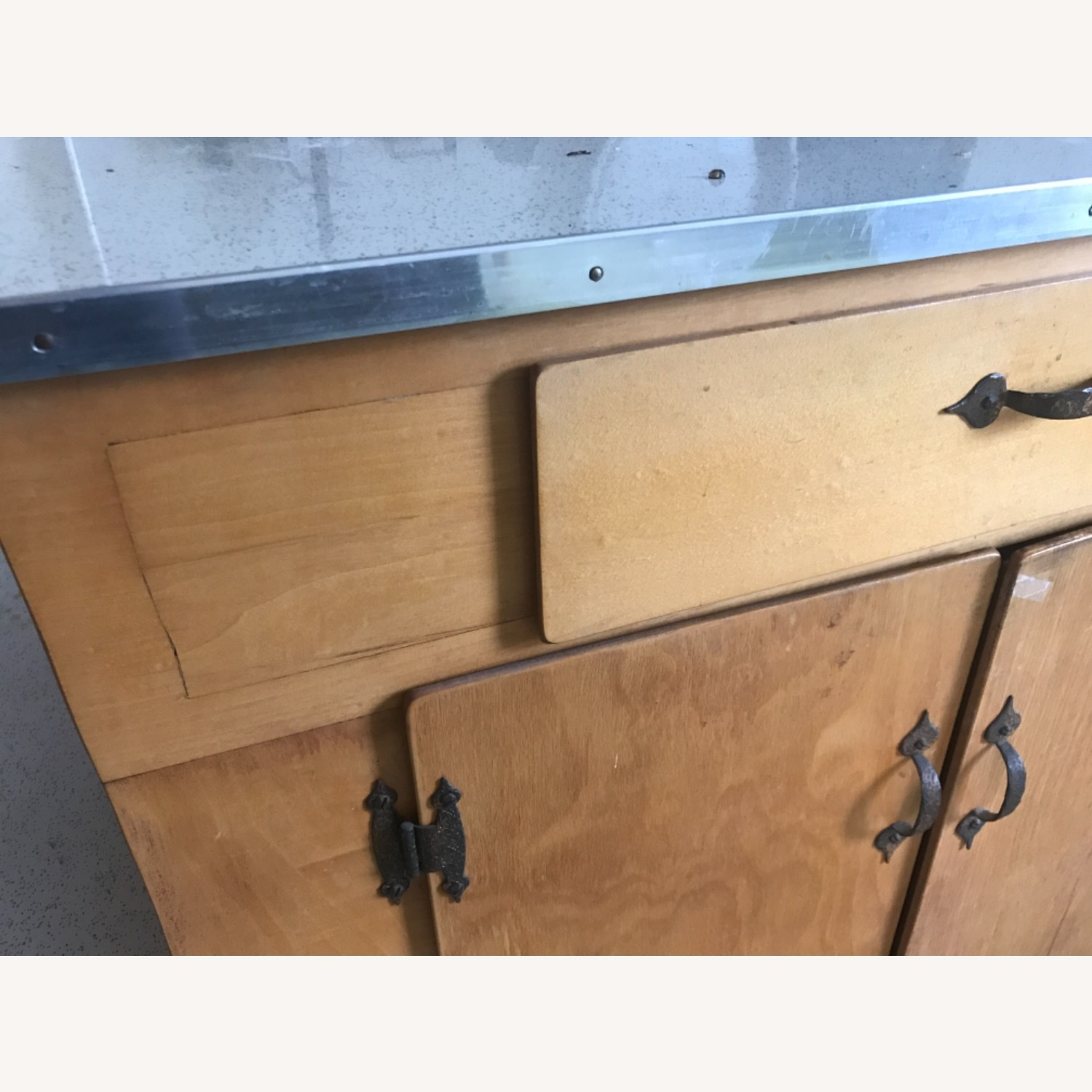 Hand made Maple Cabinets - image-5