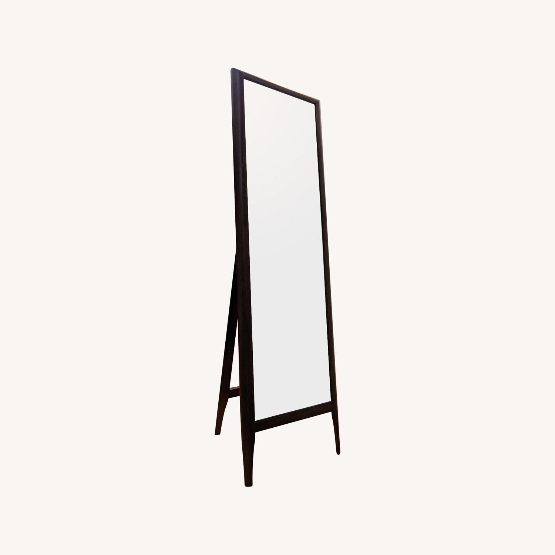 Free Standing Floor Mirror Full Length - image-0