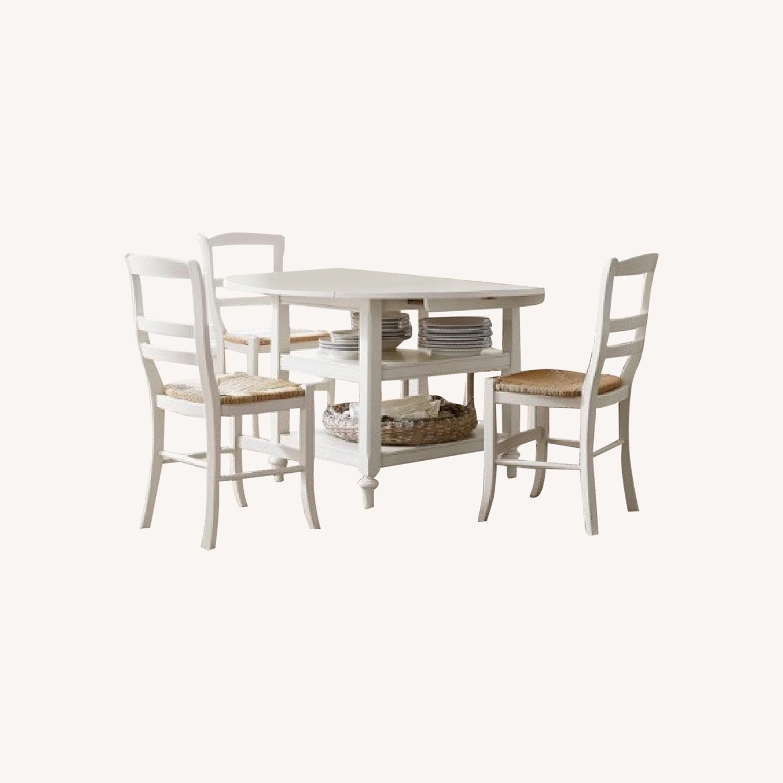 Pottery Barn Dining Set - image-0