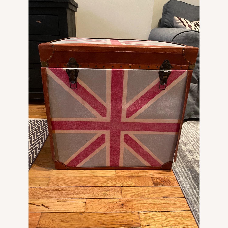 British Flag Storage Chest - image-1
