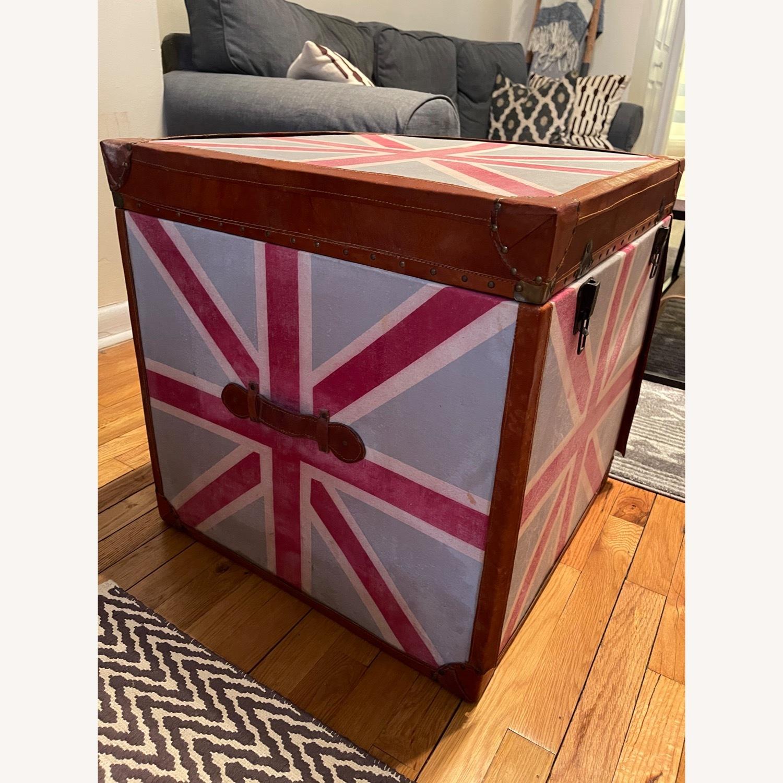 British Flag Storage Chest - image-2