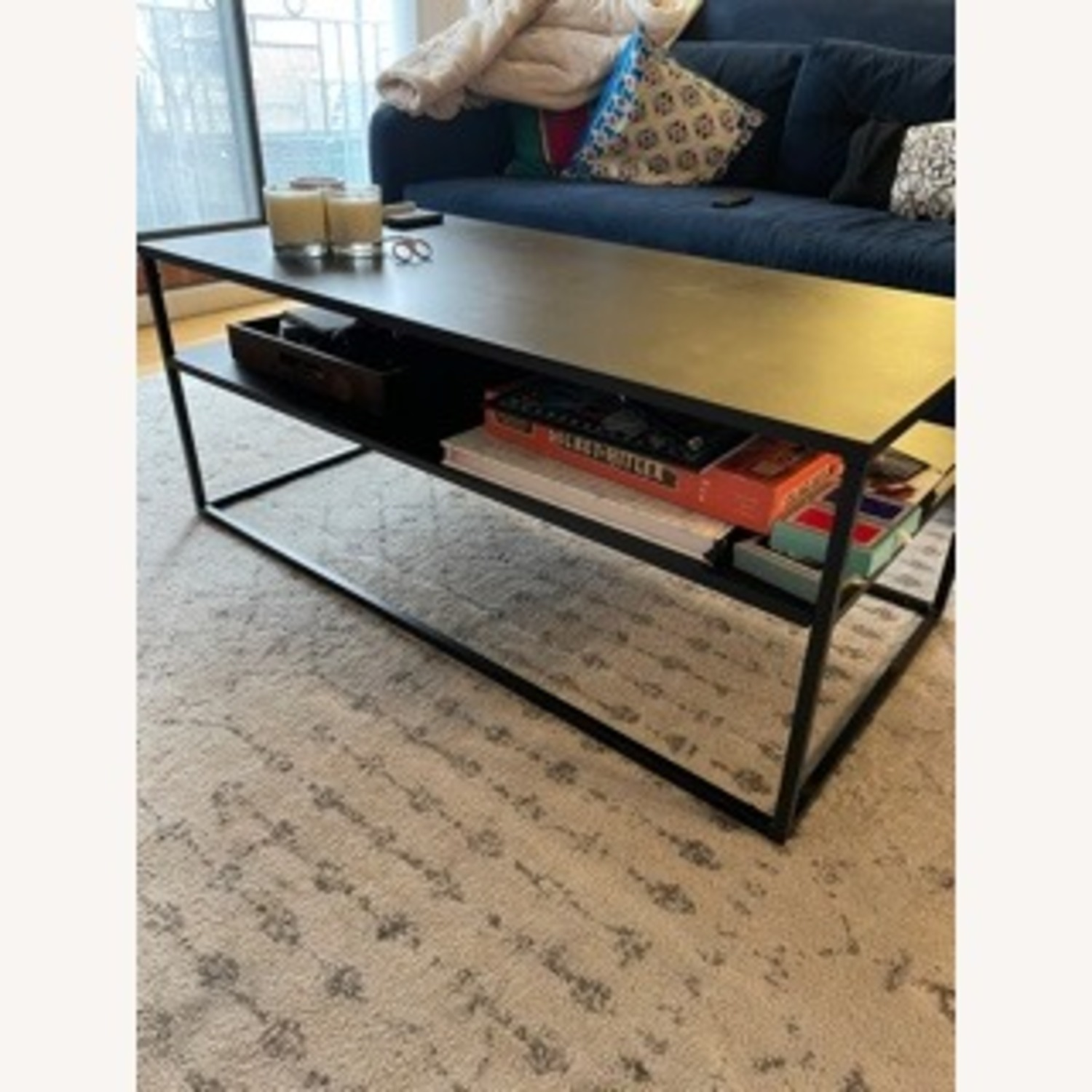 Target Glasgow Metal Coffee Table Black - Project 62 - image-3