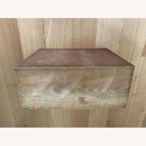 Used Metal & Wood Storage for sale on AptDeco