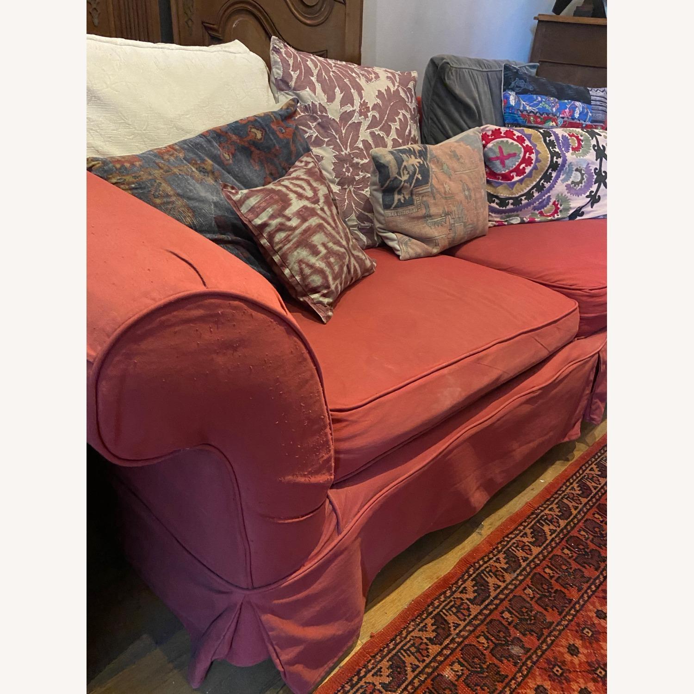 Pottery Barn Sofa Bed - image-2