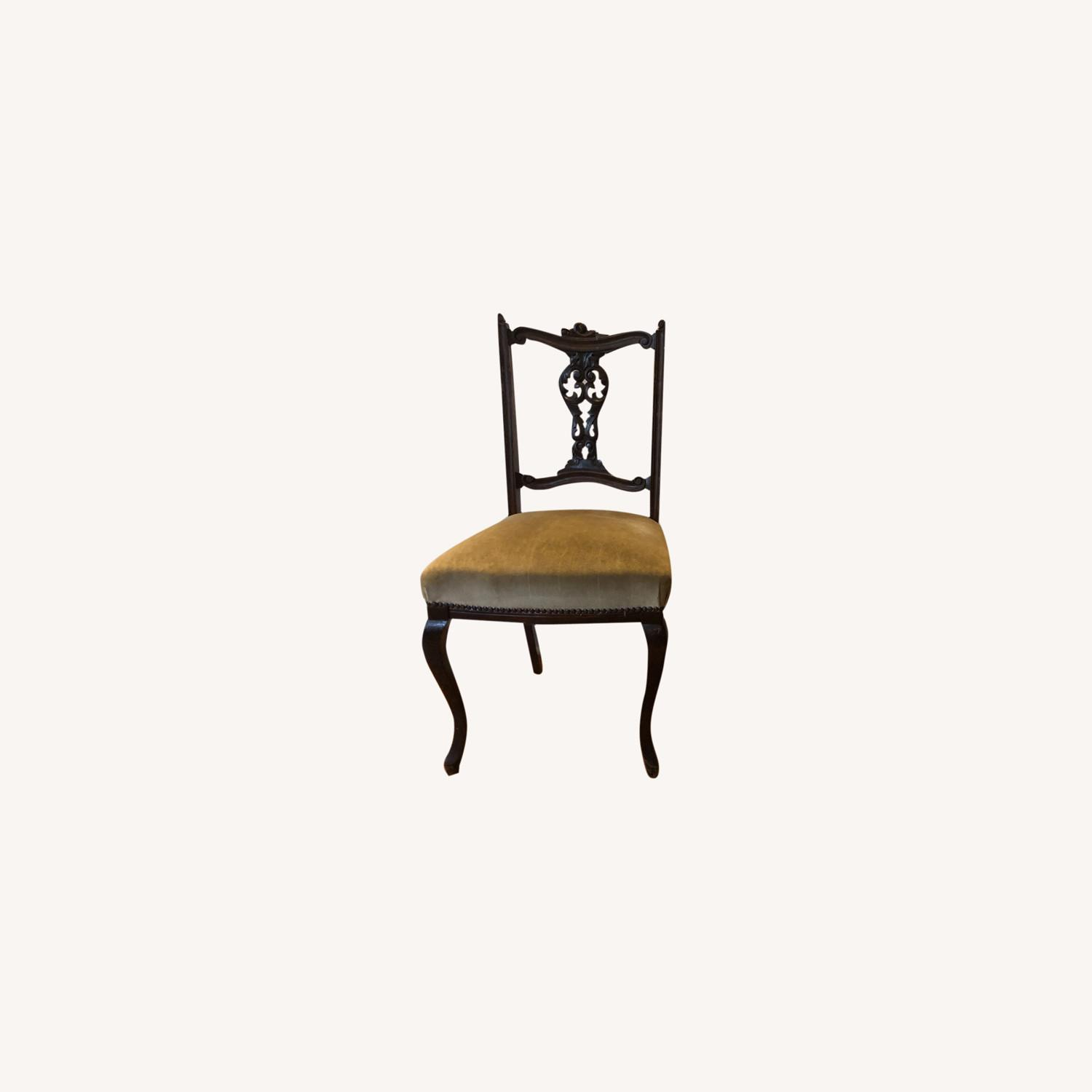 Victorian Accent Chairs - image-0