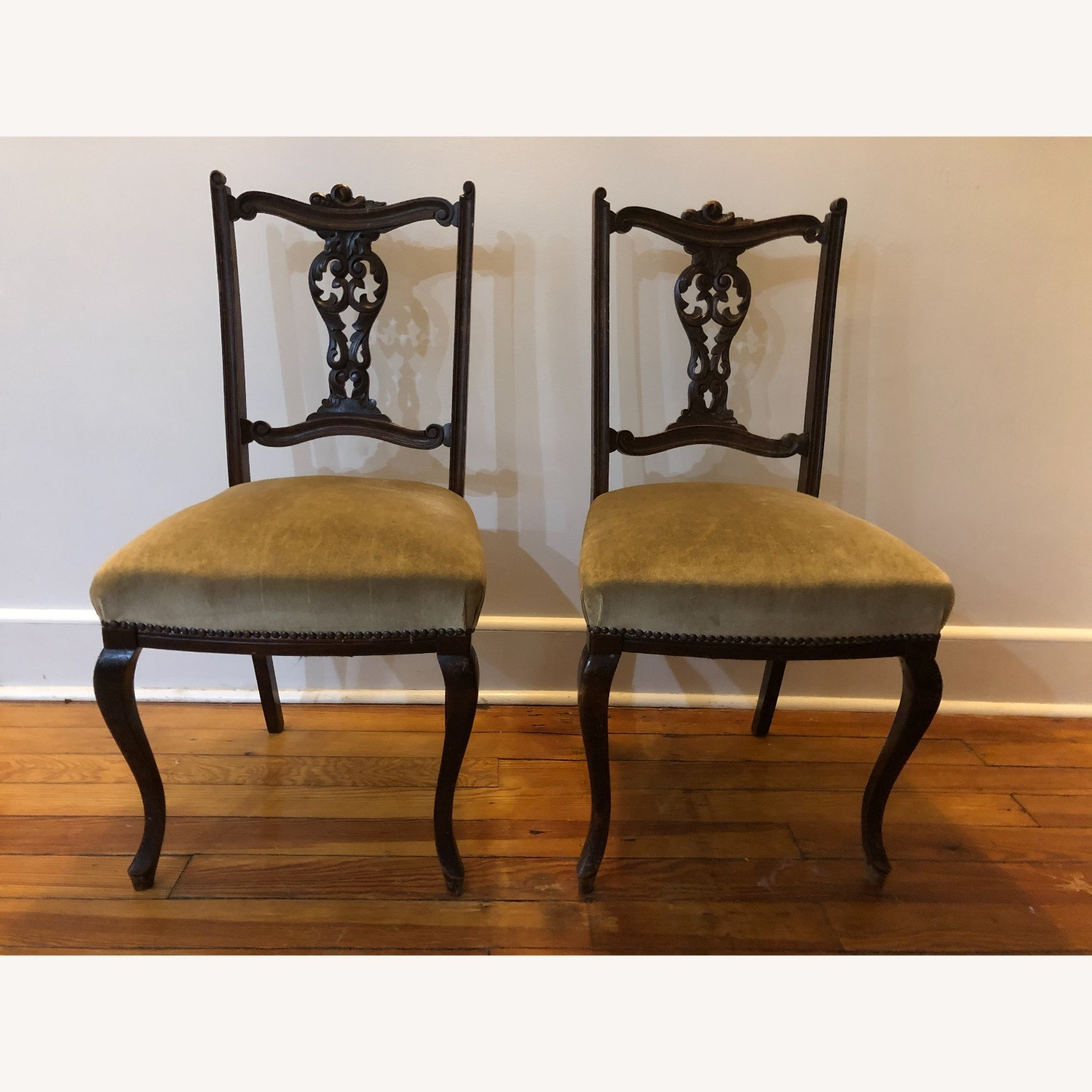 Victorian Accent Chairs - image-1