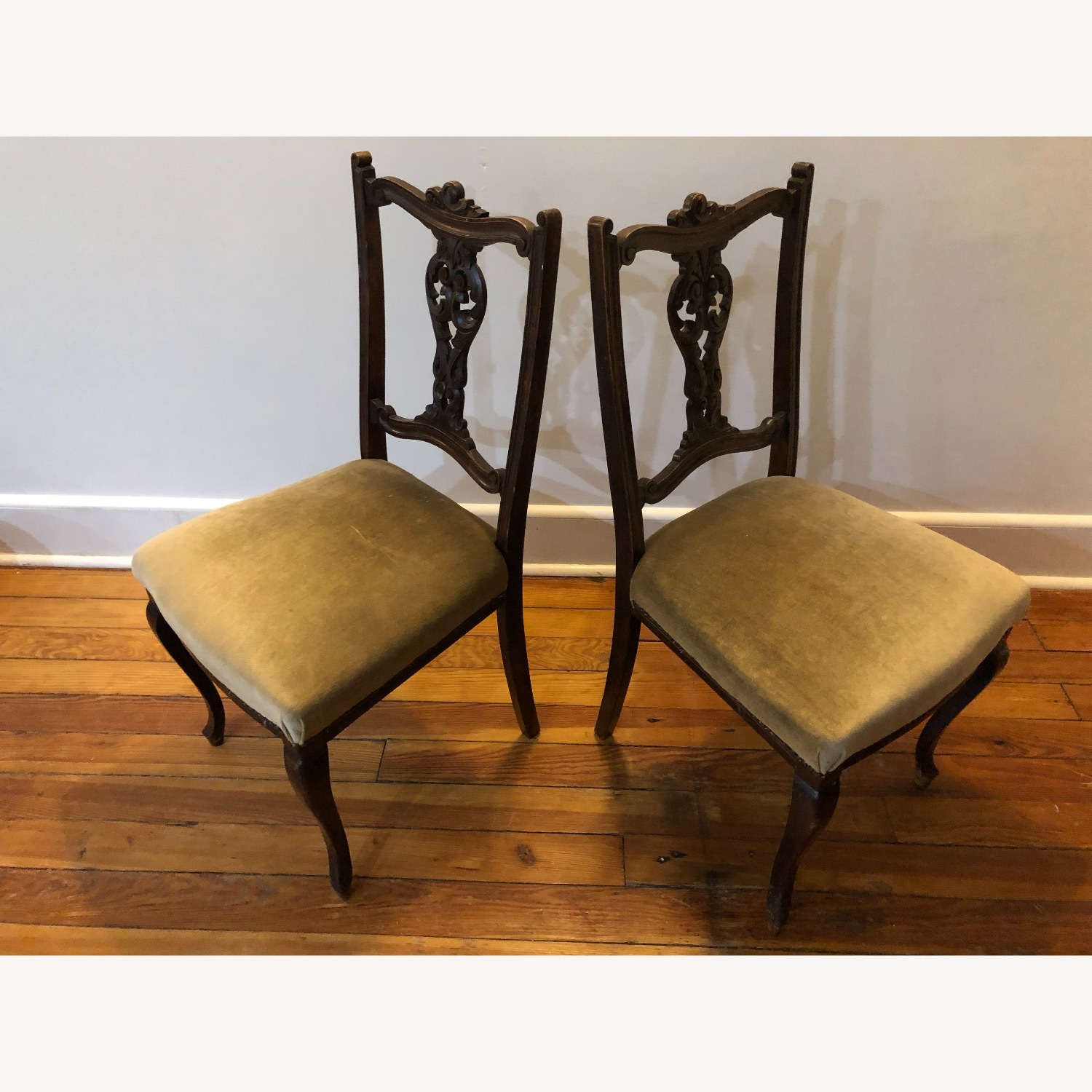 Victorian Accent Chairs - image-2