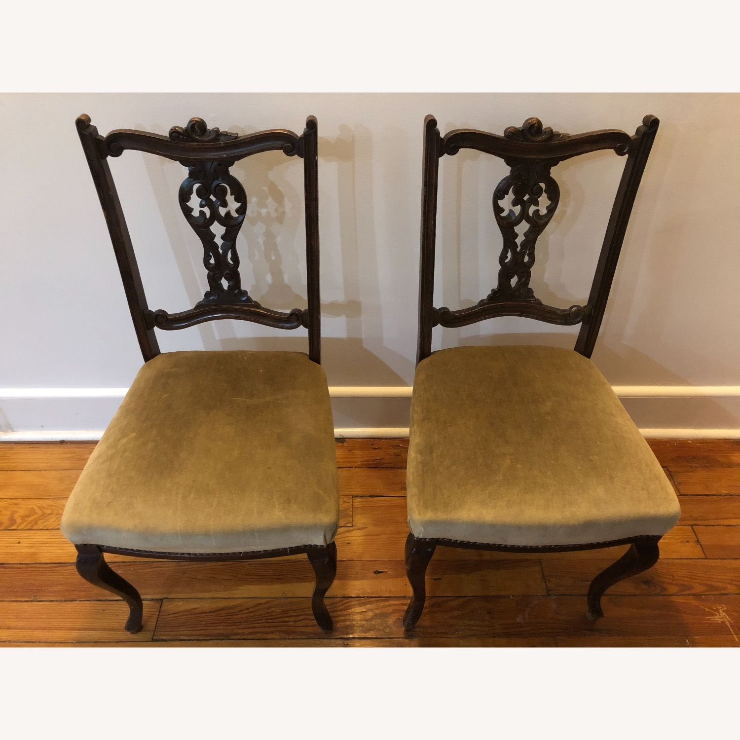 Victorian Accent Chairs - image-8