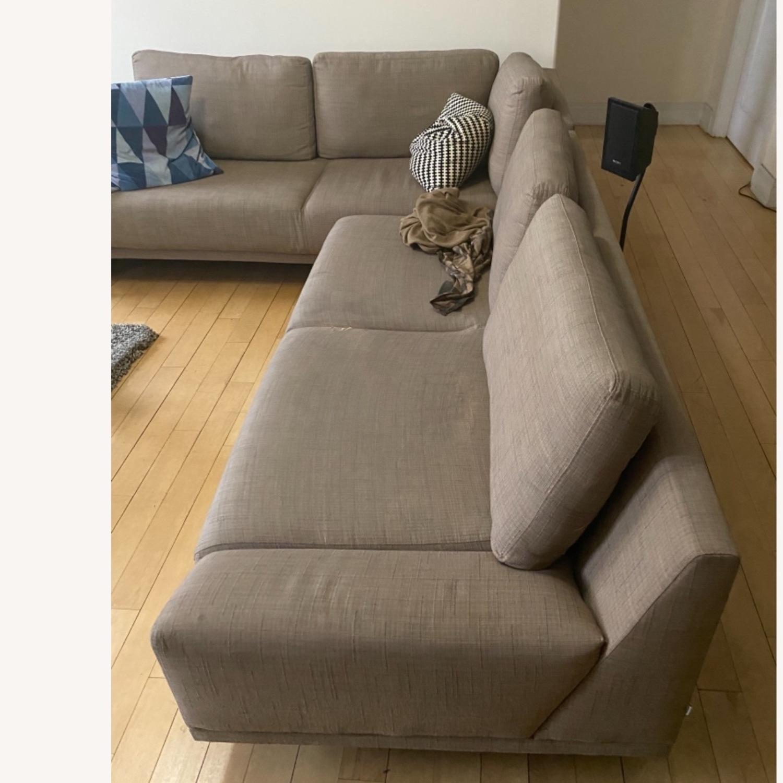 BoConcept Modern Sectional Sofa - image-14