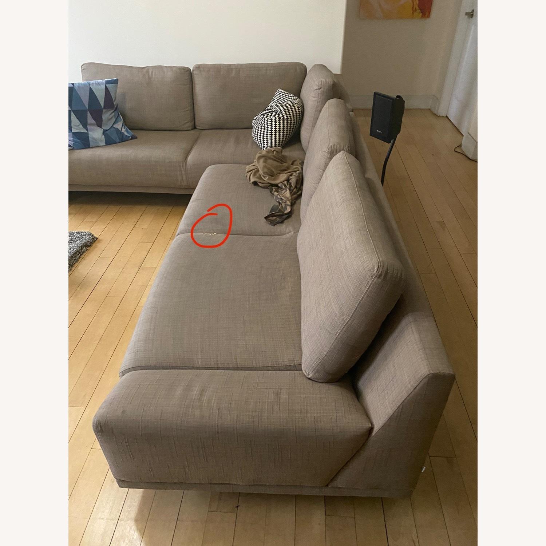 BoConcept Modern Sectional Sofa - image-15