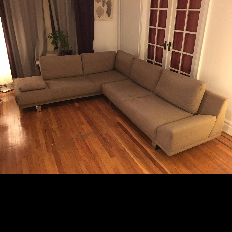 BoConcept Modern Sectional Sofa - image-3