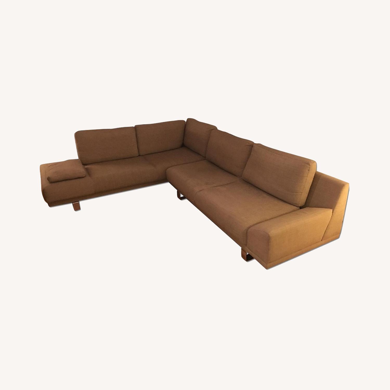 BoConcept Modern Sectional Sofa - image-0
