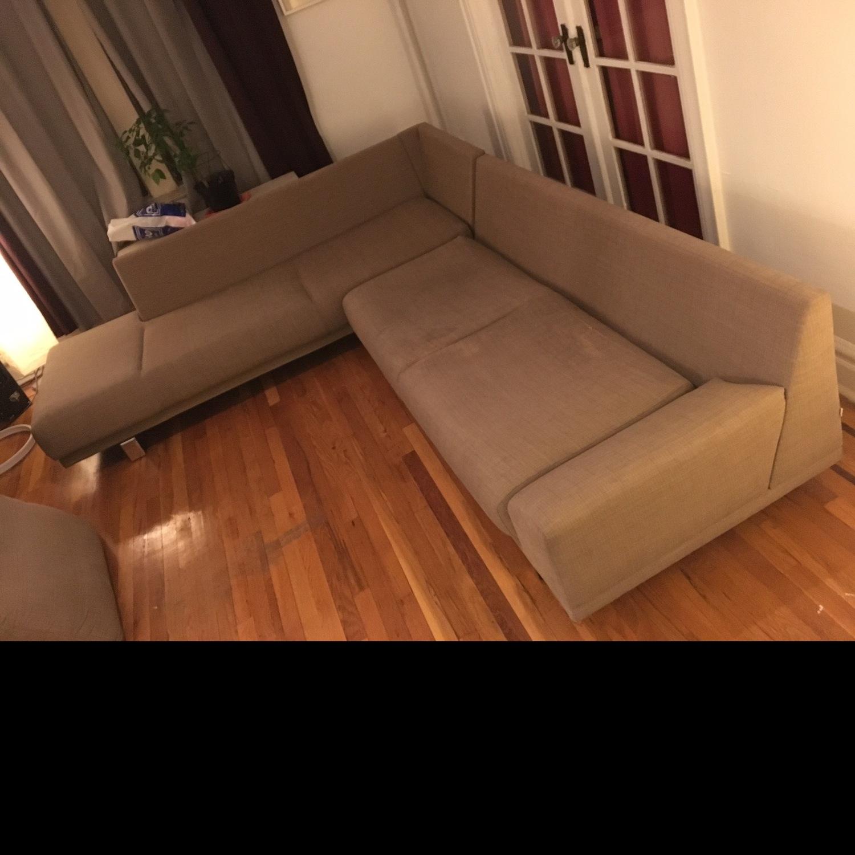 BoConcept Modern Sectional Sofa - image-4