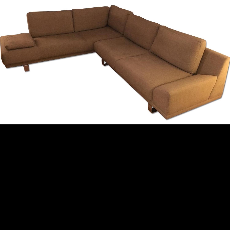 BoConcept Modern Sectional Sofa - image-1