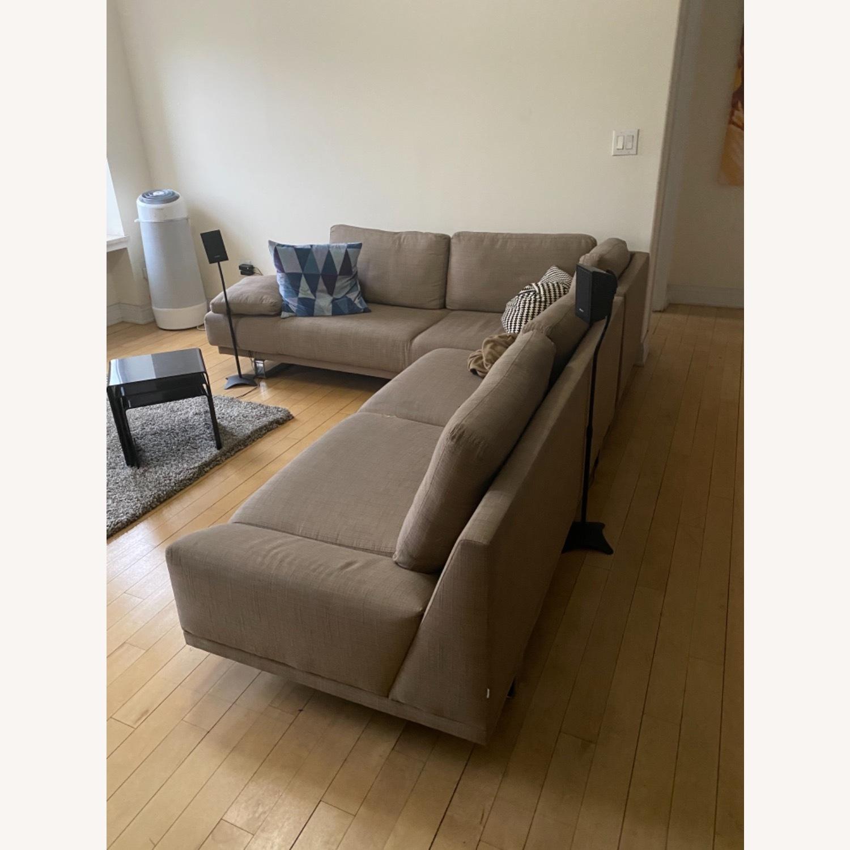 BoConcept Modern Sectional Sofa - image-12