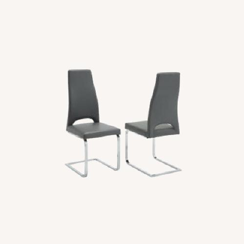 Used Coaster Fine Dining Chair (Qty:2) for sale on AptDeco