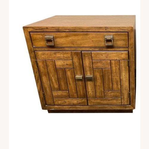 "Used Drexel Heritage ""Woodbriar"" Midcentury Nightstand for sale on AptDeco"
