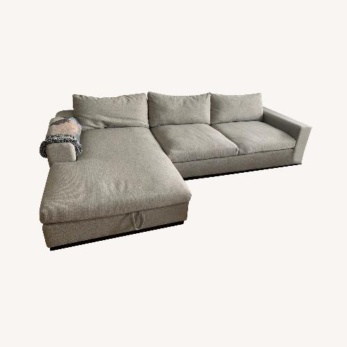 Used Joybird Holt Sectional with Storage for sale on AptDeco