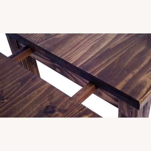 Used Urban Design Furnishings Dinning Table Extension Sits 10-12 for sale on AptDeco