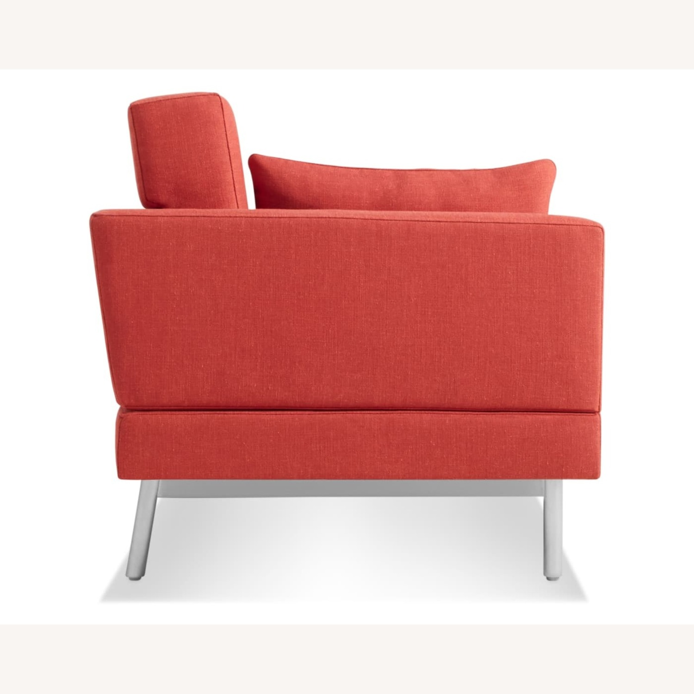 Blu Dot One Night Stand Sleeper Sofa - Red - image-5