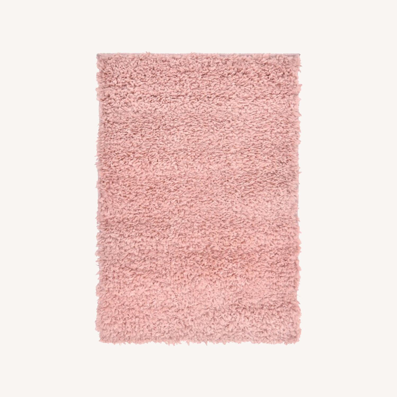 Andover Mills 6 x 9 Blush Pink Rug - image-0