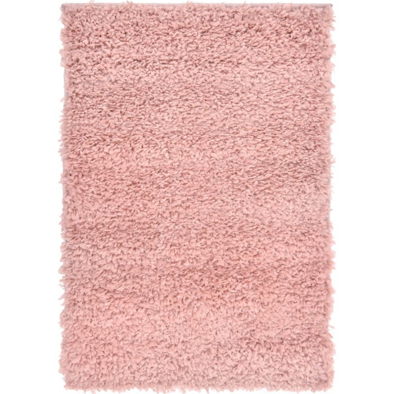 Andover Mills 6 x 9 Blush Pink Rug - image-2
