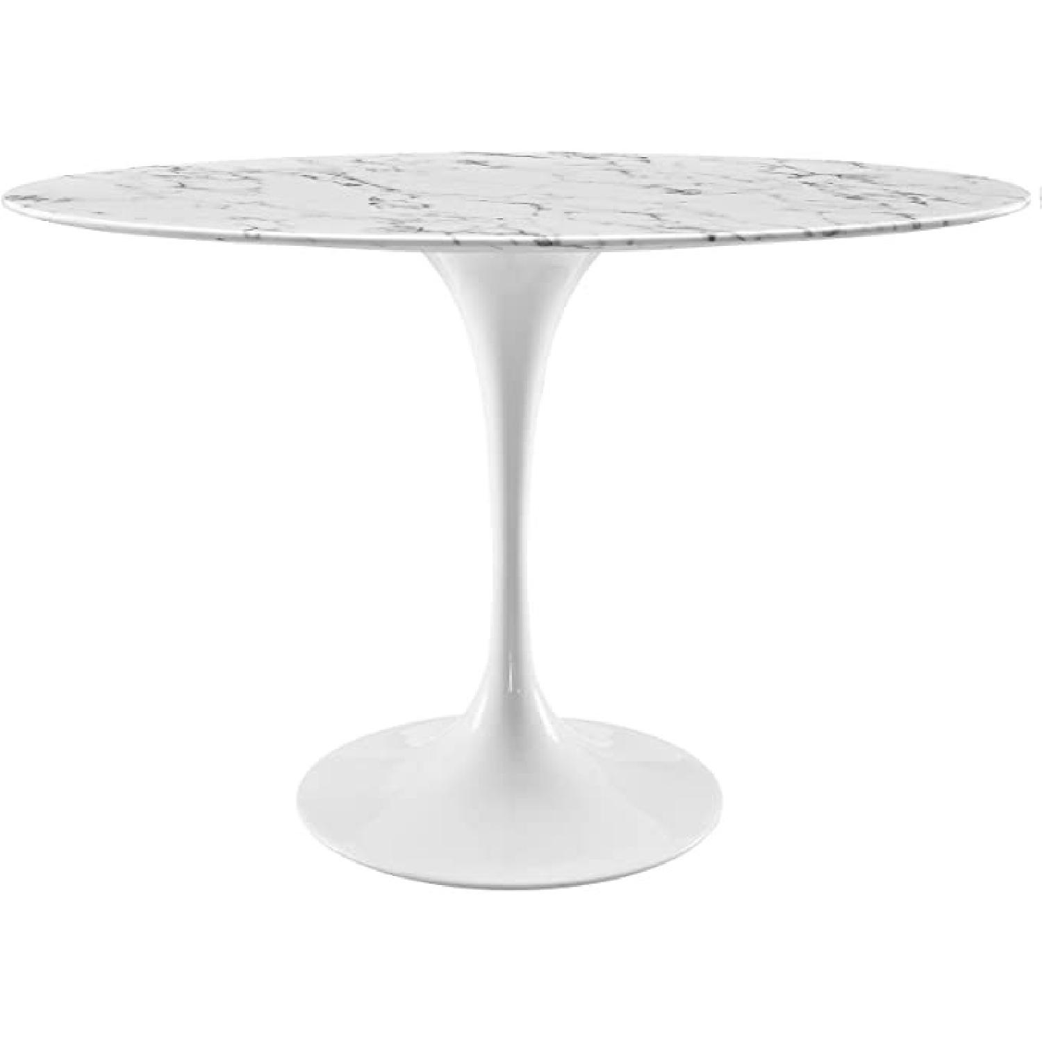 """Modway 48"""" Oval Tulip Table - image-6"""