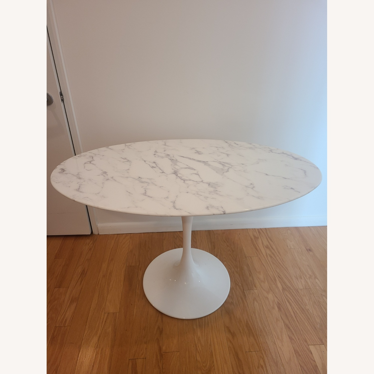 """Modway 48"""" Oval Tulip Table - image-2"""