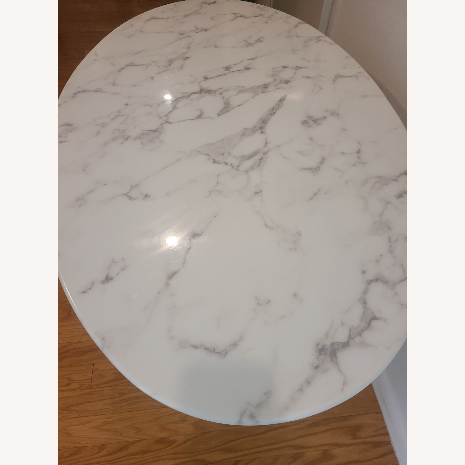 """Modway 48"""" Oval Tulip Table - image-5"""