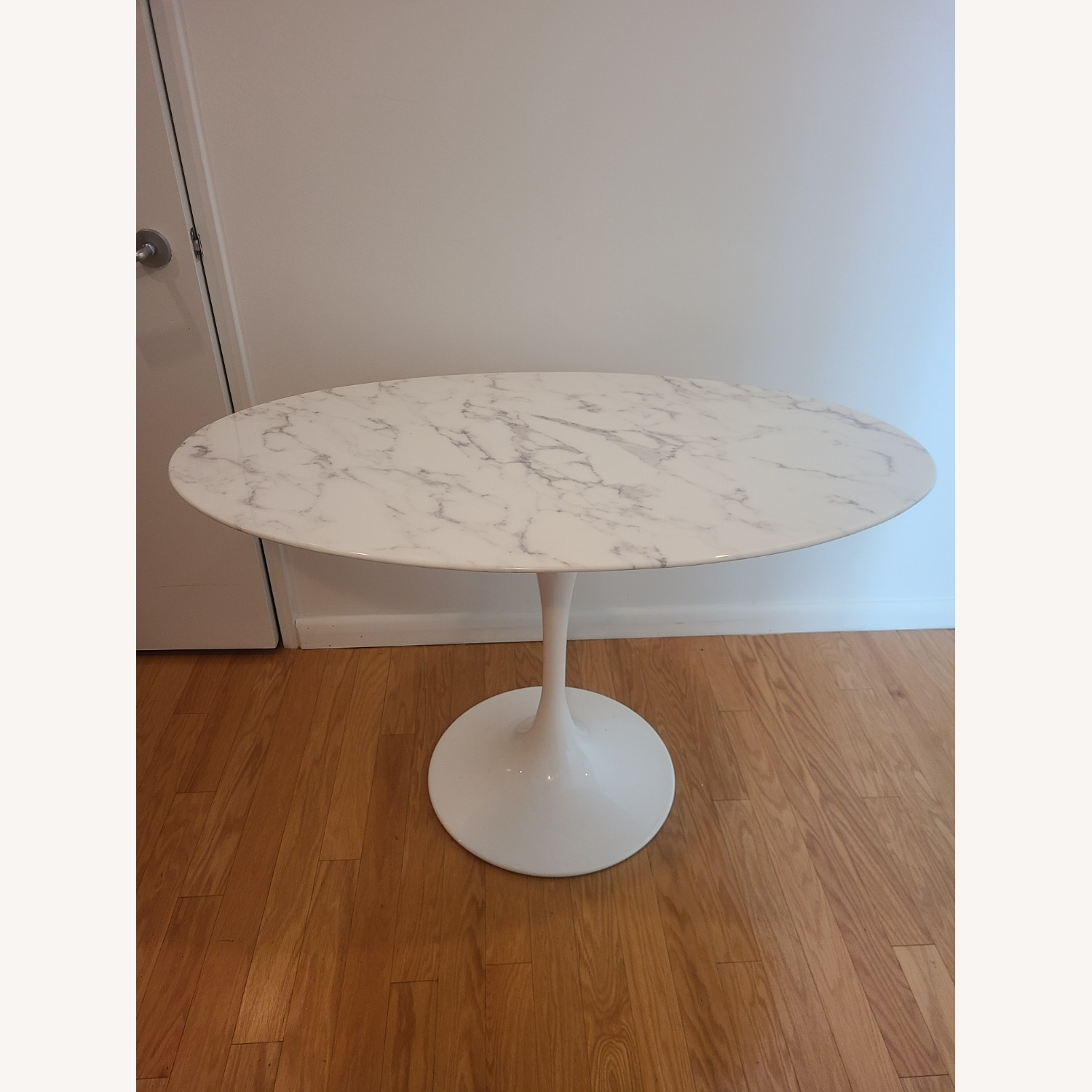 """Modway 48"""" Oval Tulip Table - image-1"""