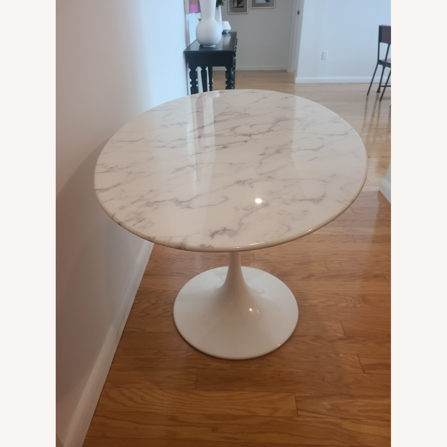 """Modway 48"""" Oval Tulip Table - image-3"""
