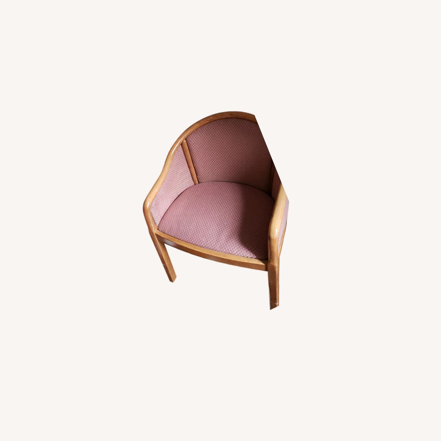 2 Matching Accent Chairs - image-0