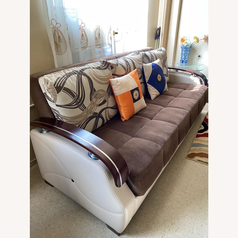 3+ Seater Folding Sofa - image-2