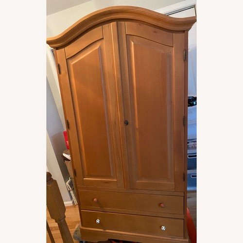Used Orbelle Armoire for sale on AptDeco