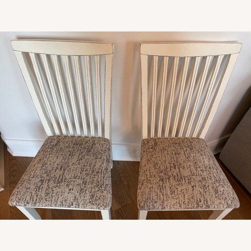 Used Arhaus Dining Chair Set of 2 for sale on AptDeco