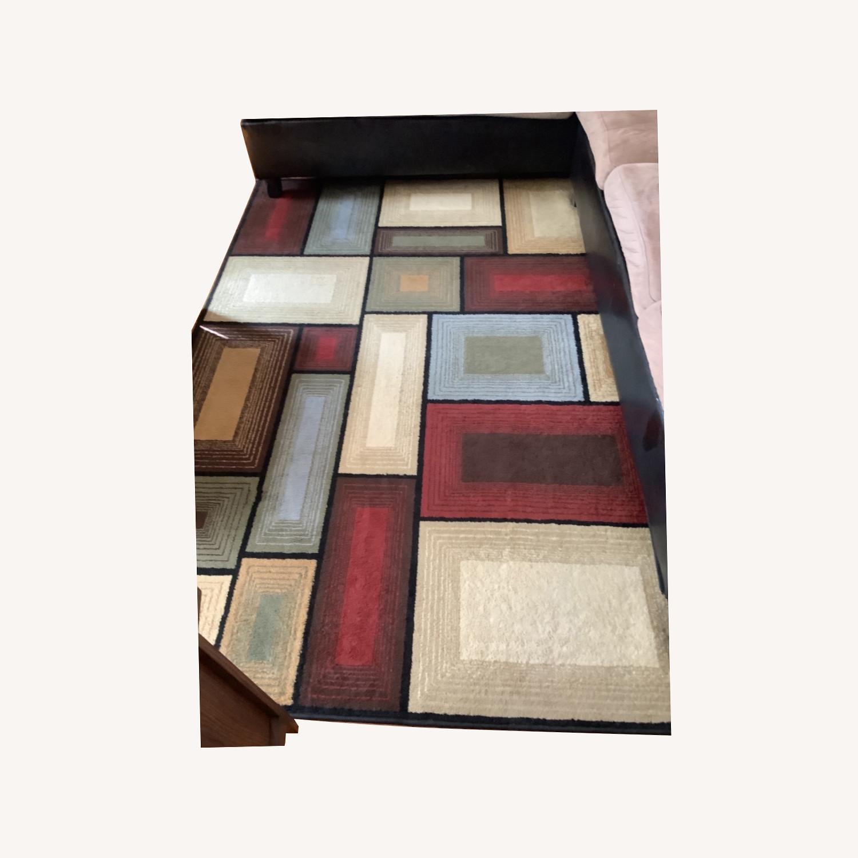 Modern Box Rug - image-0