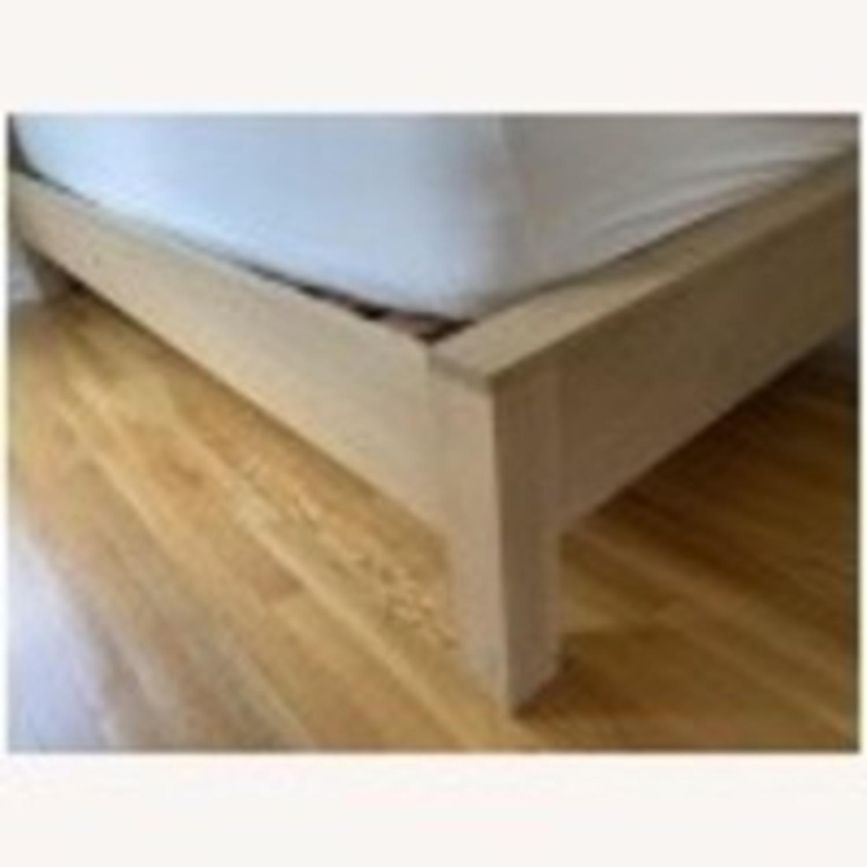 Crate & Barrel Full Elan Bed - image-3
