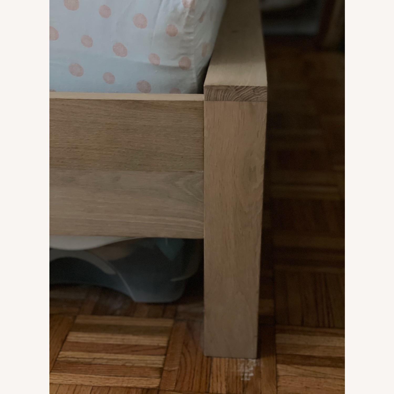 Crate & Barrel Full Elan Bed - image-5
