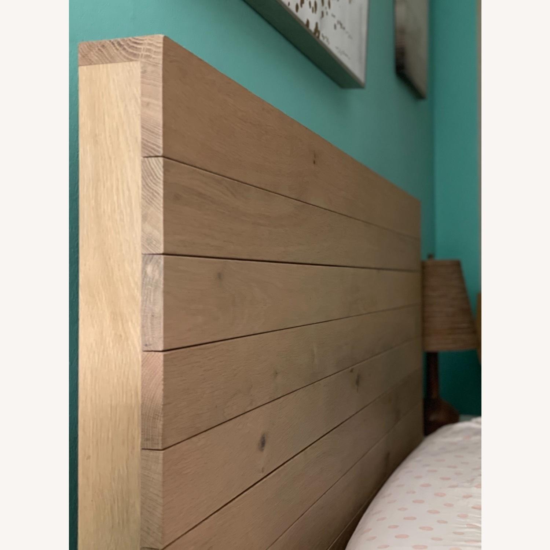 Crate & Barrel Full Elan Bed - image-8