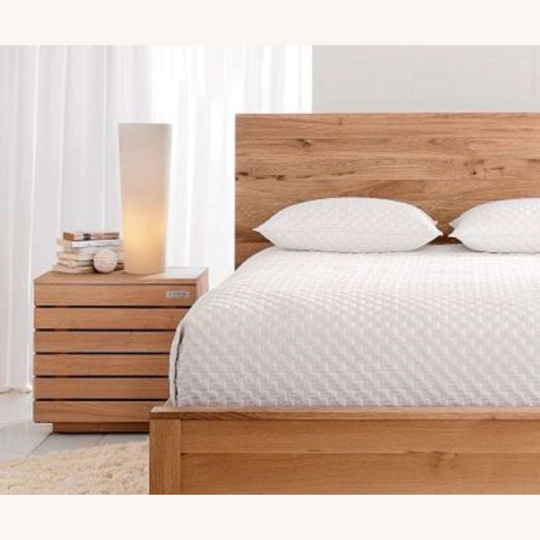 Crate & Barrel Full Elan Bed - image-11